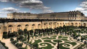 La classe des jardins à la française